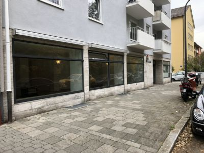 München Ladenlokale, Ladenflächen