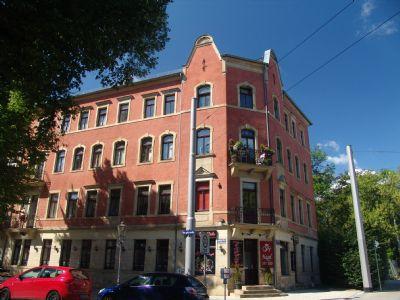 Gemütliche 2-Raum-Wohung mit Wohnküche und Balkon - Erstbezug nach Sanierung