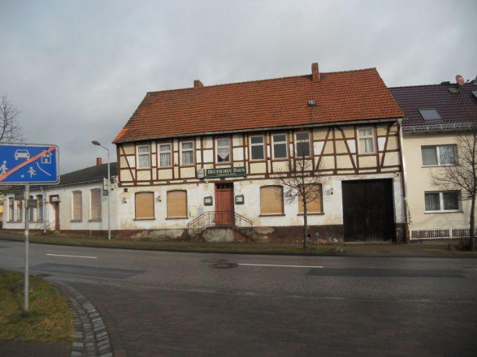 Gaststätte mit Wohnungen in Bülstringen bei Haldensleben