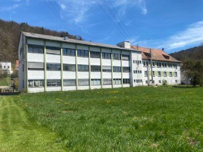 Wohnpark-Anlage Burladingen (ehemalige Textilfabrik)