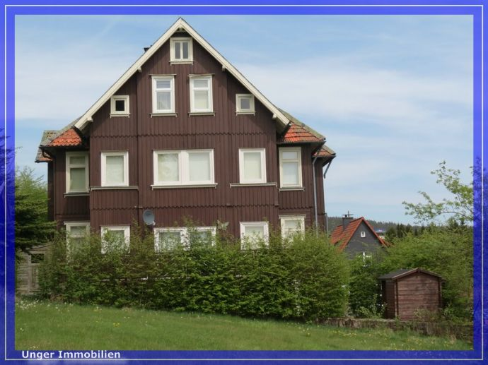Teilsanierte Villa in wunderschöner Umgebung