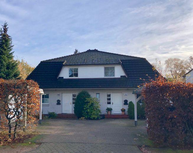 Doppelhaus in bester Lage von Wellingsbüttel für Kapitalanleger oder Eigennutzer