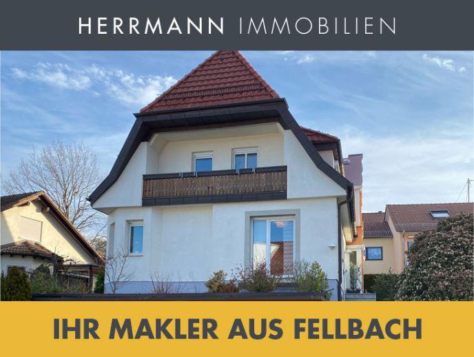 Freistehendes Einfamilienhaus in Strümpfelbach - top renoviert