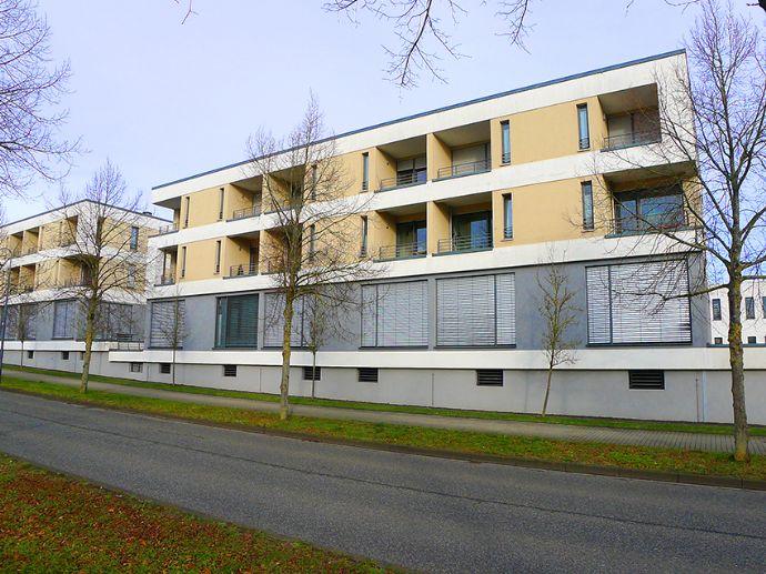 Petrisberg: Hochwertiges Apartment mit EBK und Loggia