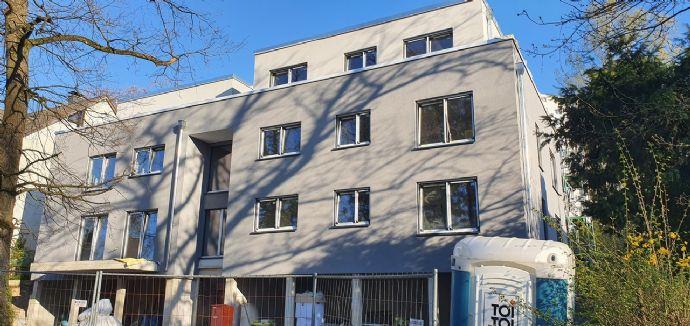 TRAUM - PENTHOUSE : Exklusives Neubau - Wohnen am Jagdhaus in Bestlage !