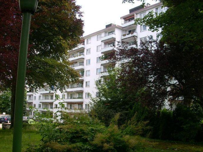 Appartement mit Südbalkon