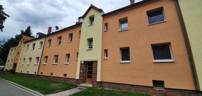2 Zimmerwohnung in Markkleeberg im EG / Nähe Cospudener See