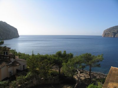 Ferienhaus in erster Linie mit wunderschönem Meerblick und direktem Meerzugang