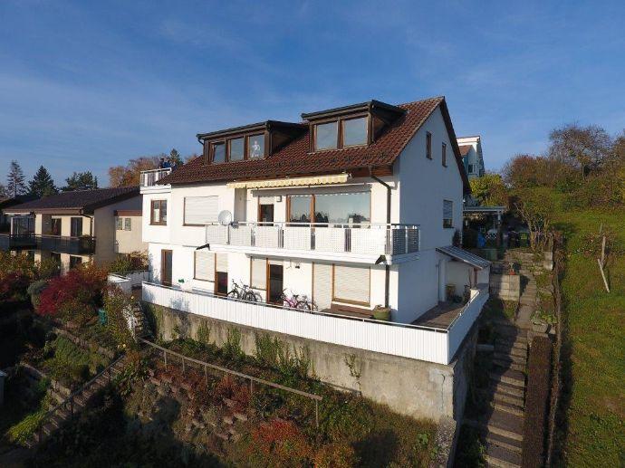 3-Zimmer-Dach-Wohnung zu vermieten