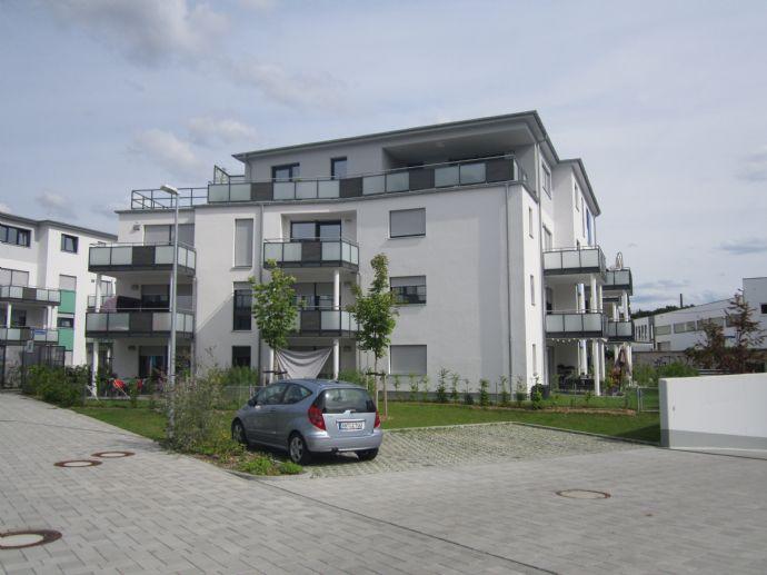 Top 1-Zimmer-NEUBAU-Wohnung in  Nürnberg-Gebersdorf