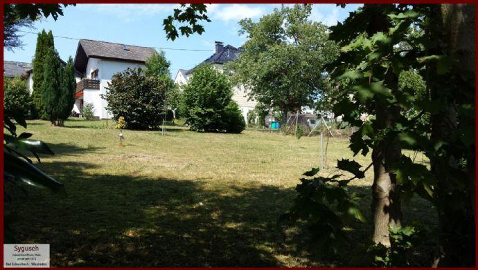 Baugrundstück - Baulücke in schönem Wohngebiet mit kurzem Weg in Feld und Flur