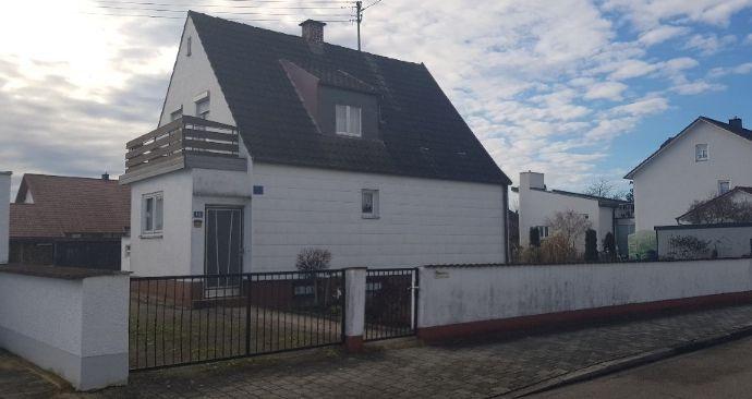 Preisupdate - Grundstück in ruhiger Lage mit Altbestand im Süden von Ingolstadt in Zuchering zu verkaufen