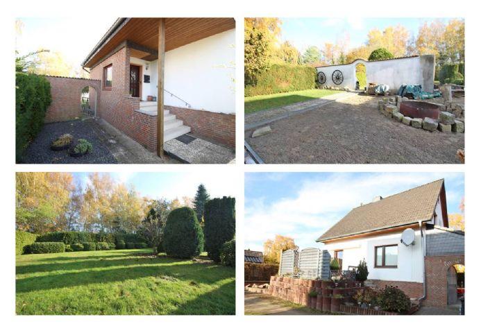 Für Ihre Familie: EFH in Peine mit Garten und Doppelgarage - Gestaltungspotenzial!
