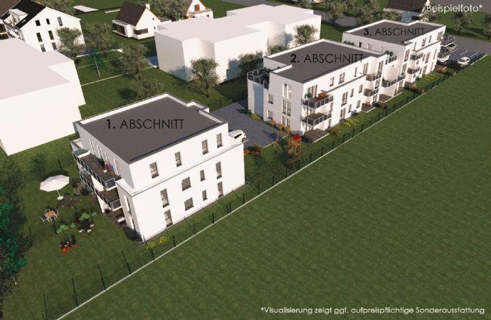 Wohnen am Panscheberg! Jetzt mit Keller! WHG 18! Moderne Wohnanlage - KFW 55 Förderung möglich!