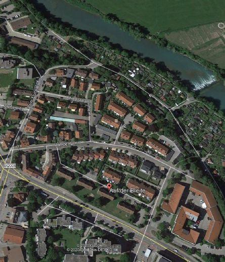 Sehr lukratives und interessantes Immobilienprojekt (2 Häuser und 1 Baugrundstück) in guter Lage von Kempten (Allgäu)