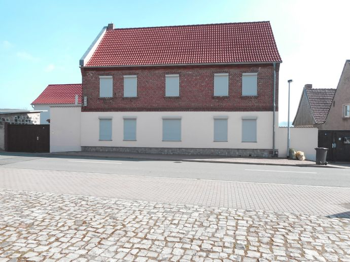 ***Einfamilienhaus in Pansfelde***