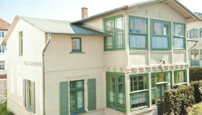 6 Ferienwohnungen in Strandnaher Villa - Usedom zum Träumen