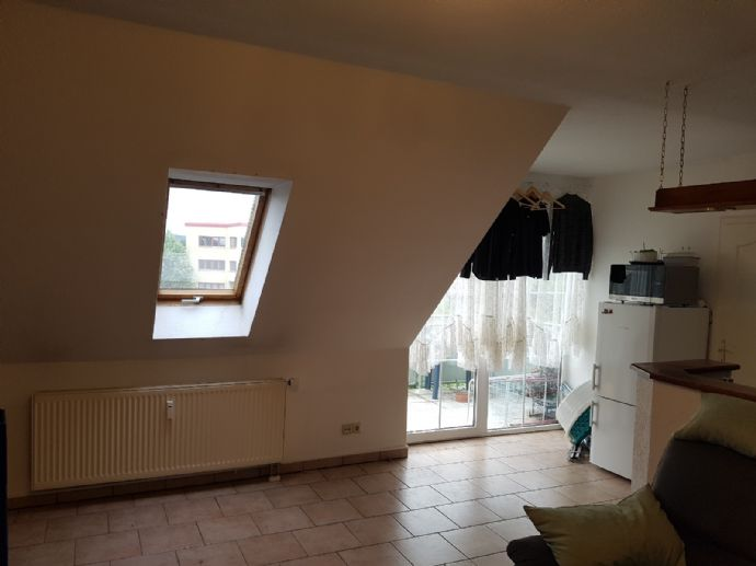 2-Raum-Wohnung in Eisenach Stockhausen
