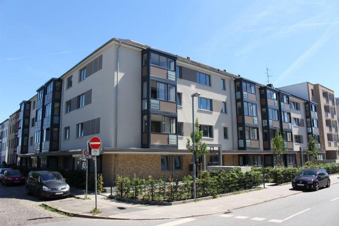 Wohnen in St. Lorenz Süd, Töpferweg
