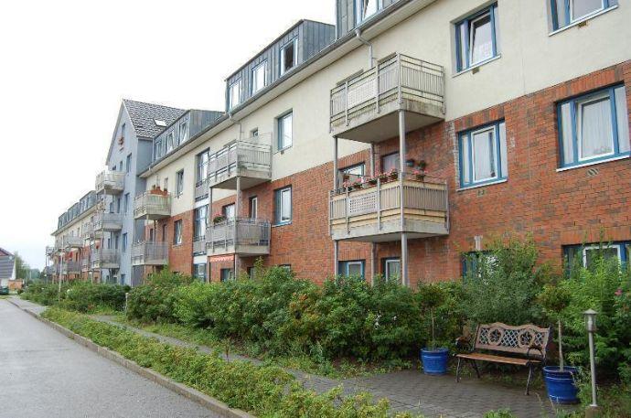 2 Zimmer-Senioren-Wohnung mit Betreuungskonzept am
